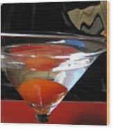 Martini Fantazy1 Wood Print