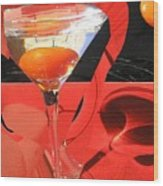 Martini Fantazy4 Wood Print