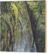 Marton West Beck Wood Print