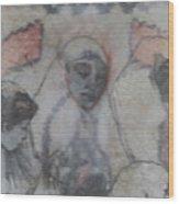 Martyr Wood Print