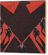 Marvel's Agents Of S.h.i.e.l.d. Wood Print