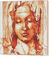 Mary  Wood Print