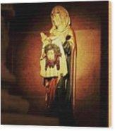 Mary Magdalene  Wood Print by Chris Brewington Photography LLC