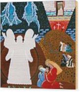 Mary Magdalene Wood Print