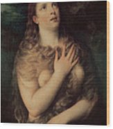 Mary Magdalene Wood Print