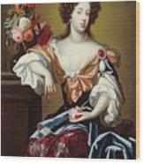 Mary Of Modena  Wood Print