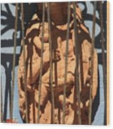 Mary Shrine in Venice Wood Print