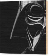 Masked Empire Wood Print