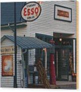 Mast General Store Wood Print