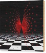 Mathematics  -10-  Wood Print