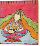Matritwa - 8 Wood Print