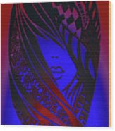 Matryoshka Doll Wood Print