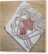 Matt - Tile Wood Print