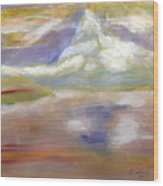 Matterhorn 14 Wood Print