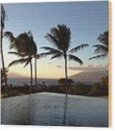 Maui's Magic Wood Print