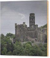 Maus Castle 09 Wood Print