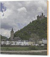 Maus Castle 14 Wood Print