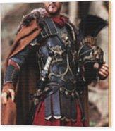 Maximus Decimus Meridius, Portrait Wood Print