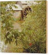 Mabry Mill 3 Wood Print