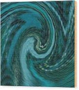 Mayhems Of The Seas Catus 1 No.4 V A Wood Print