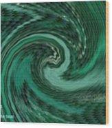 Mayhems Of The Seas H A Wood Print