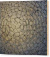 Maze Wood Print