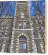 Mcgraw Hall - Cornell University Wood Print