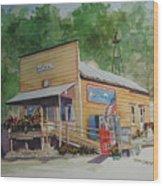 Mckays General Store Wood Print