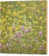 Meadow Dreams... Wood Print