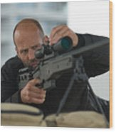 Mechanic Resurrection Wood Print