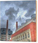 Medical Louisville Wood Print