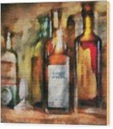 Medicine - Syrup Of Ipecac Wood Print