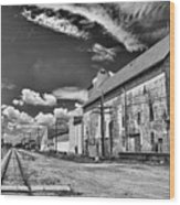 Medina Railyard 7323 Wood Print