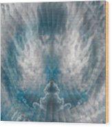 Meditating Cloud - 2 Wood Print