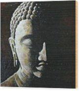 Meditation 1 Wood Print