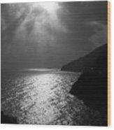 Mediterranean Light Wood Print