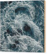 Mediterranean Sea Art 112 Wood Print