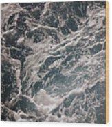 Mediterranean Sea Art 47 Wood Print