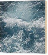 Mediterranean Sea Art 53 Wood Print