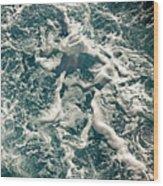 Mediterranean Sea Art 55 Wood Print