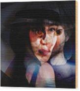 meet Stella Sue Wood Print
