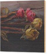 Memento Wood Print