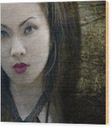Memoirs Of A Geisha Wood Print