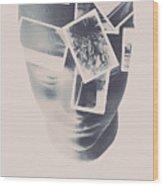 Memories Beyond The Mind Wood Print