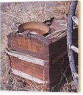 Memories In Rust Wood Print