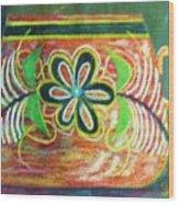 Memories Of Mexico Wood Print
