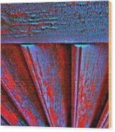 Memories Of Nona Wood Print