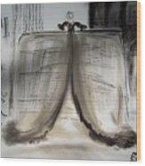 Meninas Castle Wood Print