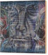 Mensrea Wood Print