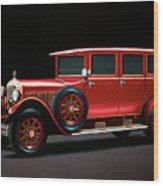 Mercedes-benz Typ 300 Pullman Limousine 1926 Painting Wood Print